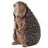 Design Toscano Halsey the Hedgehog Garden Statue, Polyresin, Full Colour, 28 cm