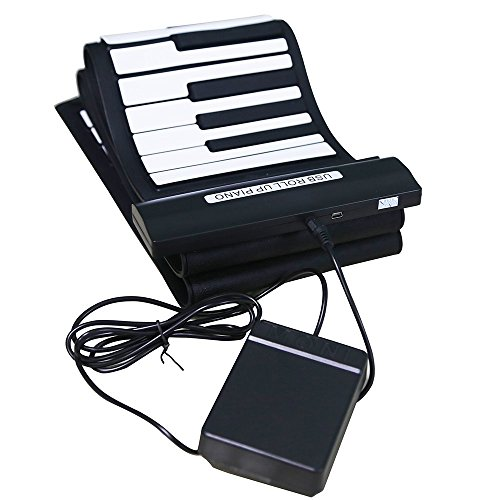 leaningtech-md88p-88-key-with-pedal-roll-up-piano-thickened-keys-practice-fro-travel-portable-pracit