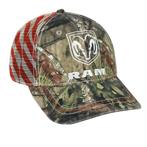 dodge-ram-mossy-oak-pais-americana-patriotica-sombrero-cap