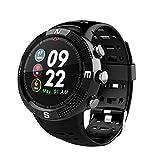 TechCode TechCode Smart Uhren, Fitness Armband Outdoor GPS-Positionierung Sport Smartwatch Blutdruckmessgerät Pulsmesser Sportaktivität Tracker wasserdichte für iPhone Samsung Huawei Xiaomi HTC