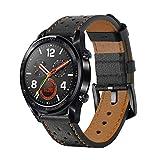 Leafboat Compatible Huawei Watch GT Bracelet,Bracelet de Remplacement 22mm pour...