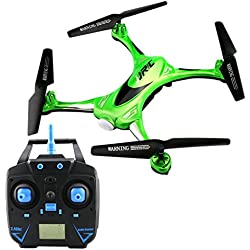 Drone Waterproof for Beginner,,Kingtoys JJRC H31 RC Quadcopter with LED Light for Night vision Headless 360°Rolling Action 3D CF One Key Return 2.4G 4CH 6Axis RC Drone