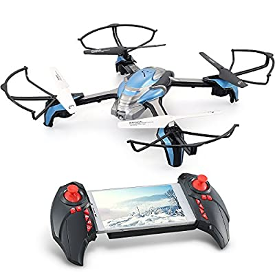 KAI DENG Drone Quadcopter with Camera, Headless Mode, 360 Degree Flip, Beginners' Drone by KAI DENG