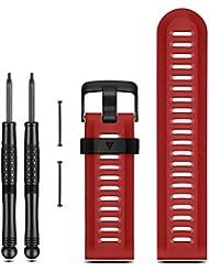 Garmin - Bracelet - Fenix 3/Tactix Bravo - Rouge