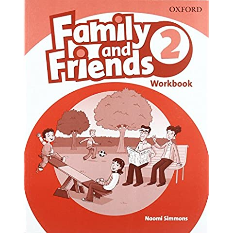 Family & Friends 2: Workbook (Family & Friends First Edition)