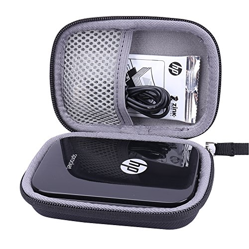 Étui Housse pour HP Sprocket / 200 Nouvelle Imprimante Photo Portable par Aenllosi