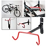 Safekom Heavy Duty Garage Wall Mounted Bicycle Bike MTB...