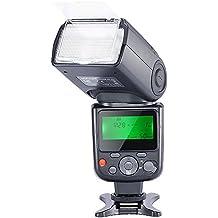 Neewer NW670/vk750ii E-TTL Flash para Canon Rebel T5i T4i T3i T3T2i T1i SL1, EOS 700d 650d 600d 1100d 550d 500d 100d 6d, 1Ds Mark III, 1Ds Mark II, 5d Mark III, 5d Mark II, 1d Mark IV, 1d Mark Iii Y Otros Canon cámaras réflex digitales