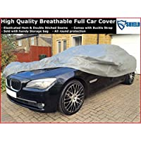 COTTON LINED BMW M3 07-ON LUXURY HEAVYDUTY CAR COVER