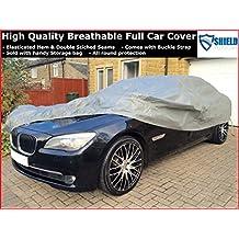 Mazda MX-5MX505-O alta calidad transpirable cobertura para todo el coche–resistente al agua–doble costura–elástico dobladillo