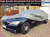 Shield AutoCare Dacia Duster Estate 13-on alta calidad transpirable cobertura para todo el coche–resistente al agua–doble costura–elástico dobladillo