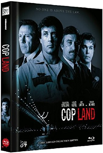 Copland - Mediabook (+ DVD) [Blu-ray] [Director's Cut] [Limited Collector's Edition]