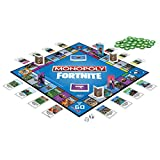 Monopoly E6603102 Fortnite Edition Board Game, Multi-Color