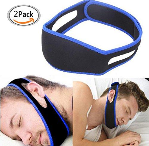 schnarchstopper, anti–Medio, elástica Antirronquidos Anti–Vendaje Antirronquidos Dormir de ayuda para una ruhige Noche y sueño, resultados óptimos Tratamiento y erholsamer Dormir