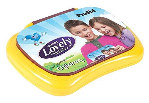 PraSid English Learner Laptop Yellow