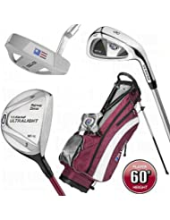 "US Kids UL-60"" Boys 5-Club Golf Package Set 2012"