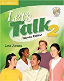 [(Let's Talk Level 2 Student's Book with Self-study Audio CD)] [ By (author) Leo Jones ] [September, 2007]