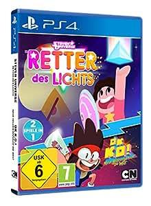 Steven Universe - Retter des Lichts PS4 (Playstation 4)