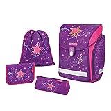 Herlitz Juego de bolsos escolares, Melody Star (Multicolor) - 50013722