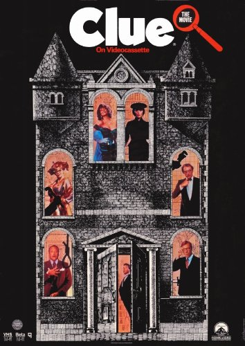 clue-poster-11-x-17-inches-28cm-x-44cm-1985-style-c
