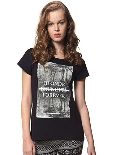 Horsefeathers T-Shirt Top Forever Blanc - Blonde