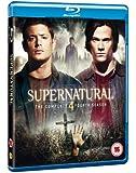 Supernatural - Complete Fourth Season [Blu-ray] [2009]