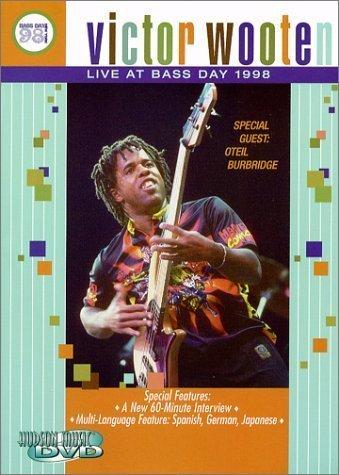 Preisvergleich Produktbild Victor Wooten - Live At Bass Day [1998] [UK Import]