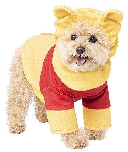 nie The Pooh Pet Kostüm, Pooh, groß ()
