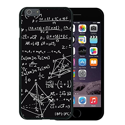 iPhone 6 Plus | 6S Plus Hülle, WoowCase® [Hybrid] Handyhülle PC + Silikon für [ iPhone 6 Plus | 6S Plus ] Husky-Hunde Sammlung Tier Designs Handytasche Handy Cover Case Schutzhülle - Transparent Housse Gel iPhone 6 Plus | 6S Plus Schwarze D0077