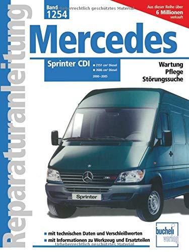 Mercedes Sprinter CDI.
