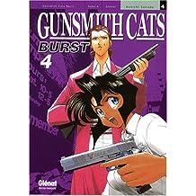 Gunsmith Cats Burst Vol.4