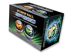 Powerball Speed Ensemble d'entrainement contenant 2 Powerballs