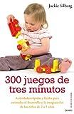 Best Libros para padres Los niños pequeños - 300 juegos de tres minutos: Actividades fáciles para Review