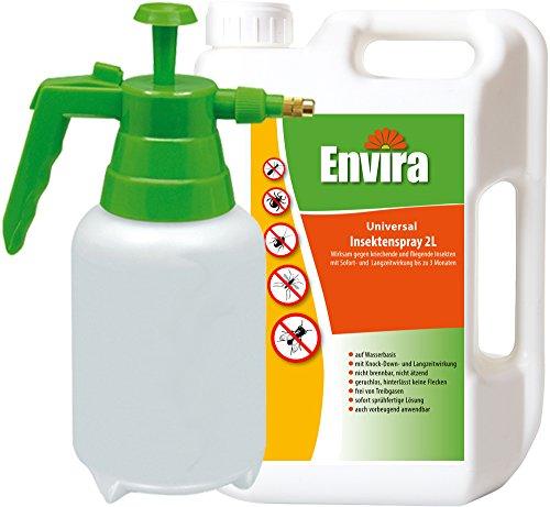 ENVIRA Universal Insektizid 2Ltr + 2Ltr Sprüher -