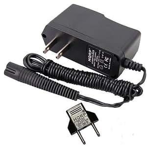 HQRP Adaptateur secteur pour Braun Silk-epil 7 Xpressive Model 7681, 7871, 7791, 7891 Type 5377 epilateur