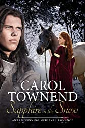 Sapphire in the Snow - Revised Edition - Medieval Historical Romance