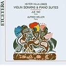 Yao/Heller by Violin Sonatas & Piano Suites (2006-10-01)