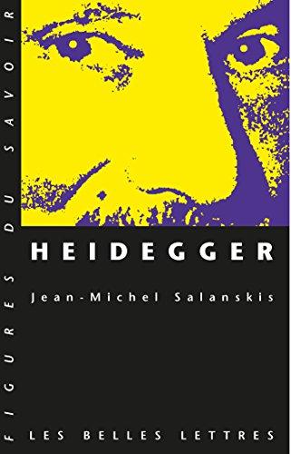 Heidegger (Figures du savoir t. 1) par Jean-Michel Salanskis