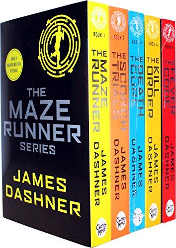 Maze Runner Classic X 5 Se por Dashner  James