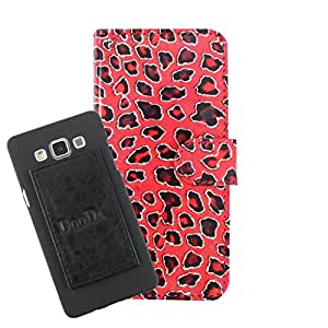 DooDa PU Leather Wallet Flip Case Cover With Card & ID Slots For Karbonn A27+ - Back Cover Not Included Peel And Paste