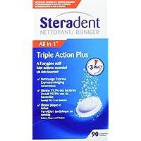 STERADENT - STERADENT 60+30 TRIPLE AC