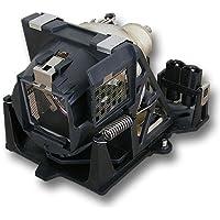 Alda PQ Original, Lampada proiettore per 3D PERCEPTION SX 40 Proiettori, lampada di marca con PRO-G6s alloggio