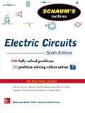 Schaum's Outline of Electric Circuits (Schaum's Outlines)