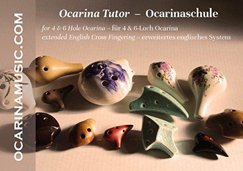 Ocarinaschule für die 4und 6-Loch Ocarina
