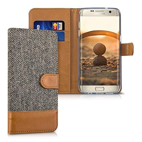kwmobile-wallet-case-canvas-hlle-fr-samsung-galaxy-s7-edge-flip-tasche-mit-kartenfach-und-stnder-in-