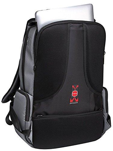 Imagen de fubevod impermeable laptop  de 15,6 negocios viaje bolsa alternativa