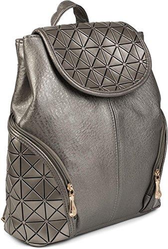 Stylebreaker Rucksack Mit Geometrischem Prisma Design Handtasche