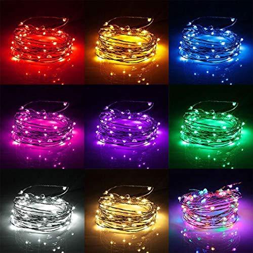 Cehar Flaschenlicht, LED Lichterketten Stimmungslichter Weinflasche Sternenlichter für -
