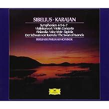 Sibelius:Symphonies/Violin Con