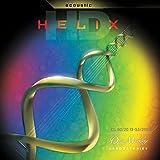 Dean Markley 2081 Helix HD Jeu de cordes pour guitare folk Tirant .011-.052